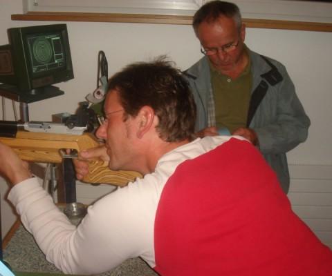 Luftgewehrschiessen 2008