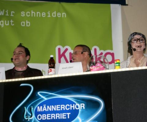 Unterhaltung 2012